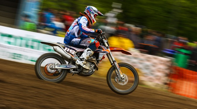 Motocross Staatsmeisterschaft in Imbach 2016